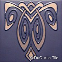 Art deco ceramic tile design 5040